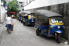 Bangkok - Tuktuks