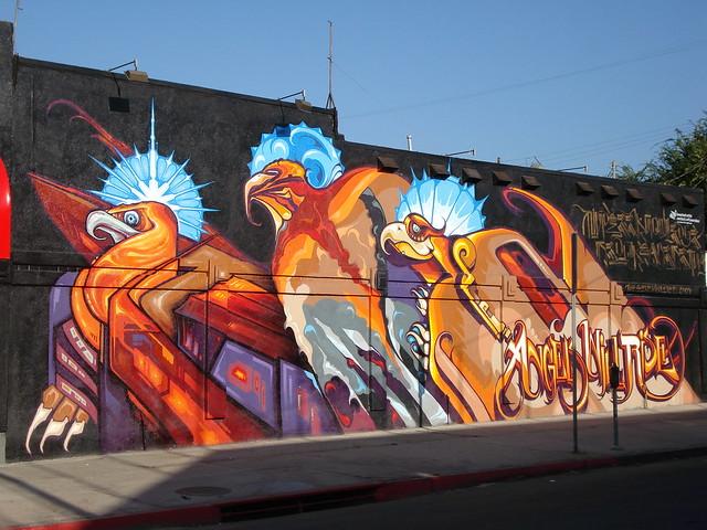 retna saber revok seventhletter awr msk losangeles graffiti art