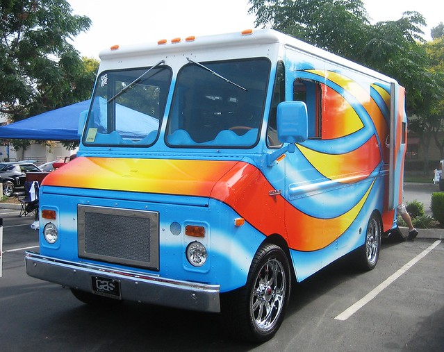 Grumman Olson Step Van (Pimp My Ride) - 1978 | Flickr - Photo Sharing!