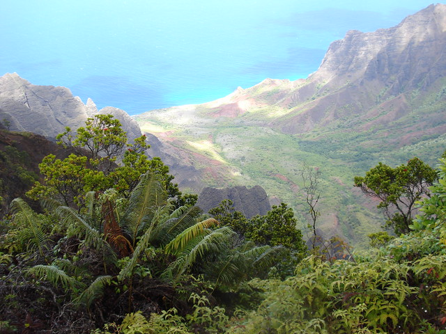 Parque estatal de la costa de Na Pali, Isla de Kauai