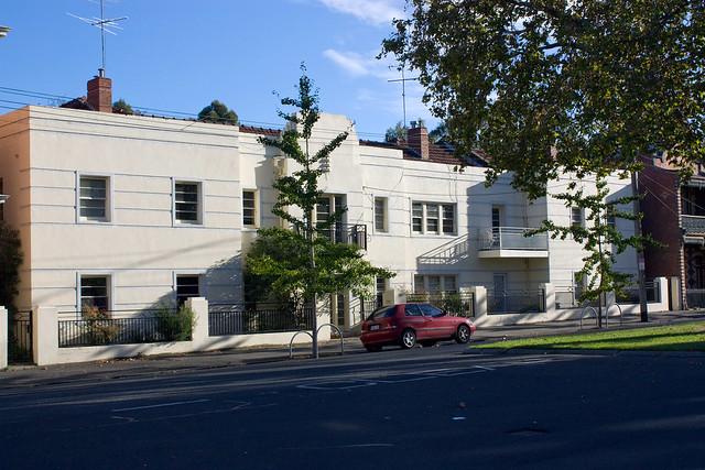 Art Deco Apartments Parkville Victoria Australia