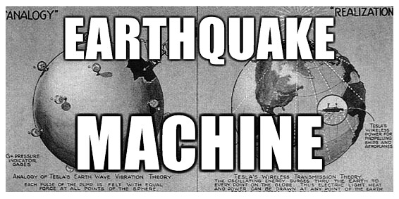 mythbusters earthquake machine