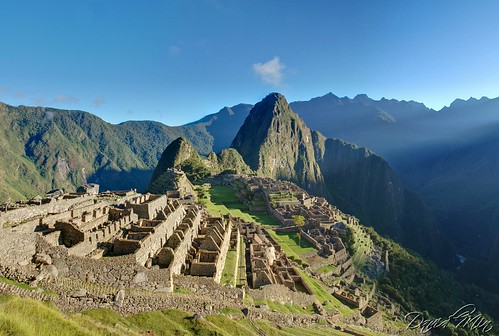 summer vacation tourism peru machu picchu america sunrise trekking trek south gettyvacation2010
