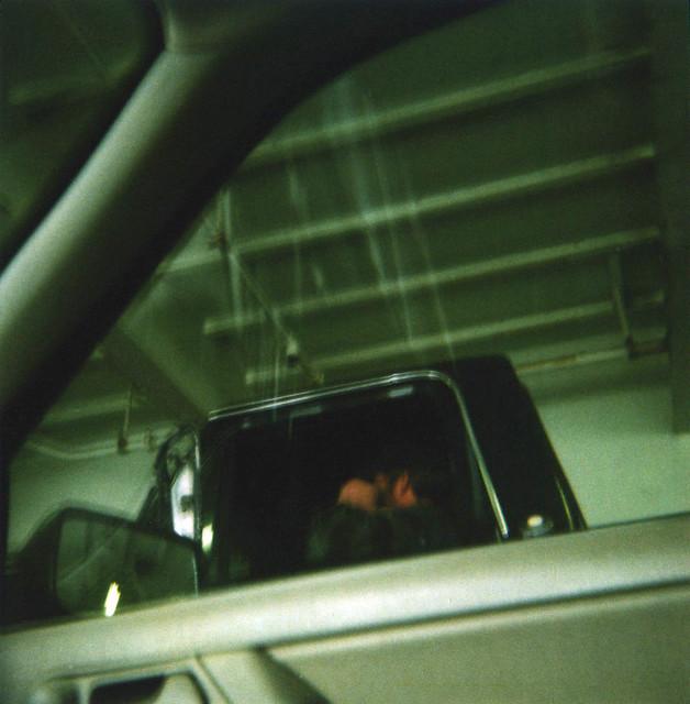 Header of truckdriver