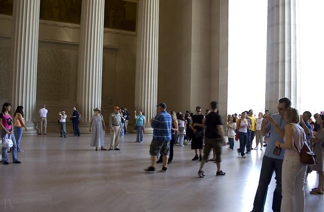 Tourists.
