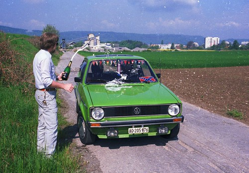VW Golf GLS 1976 200000 KM . 1985