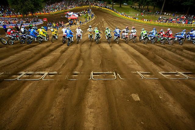 Motocross Lites Start