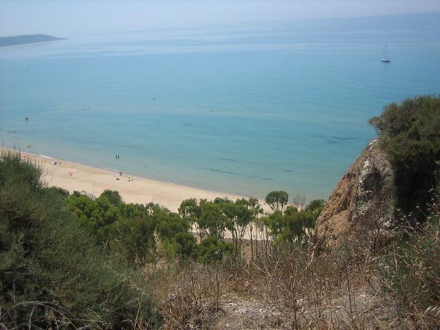 best Sicily beaches, Eraclea Minoa