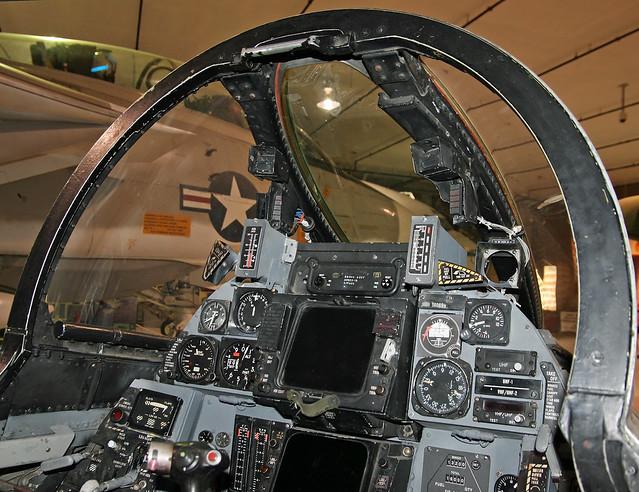 F 14 Tomcat Cockpit Grumman F-14A Tomcat F...