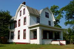 Dutch Gambrel Houses
