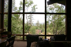 Living Room View of Lake