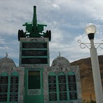 World War II Memorial - Paraw Bibi, Turkmenistan