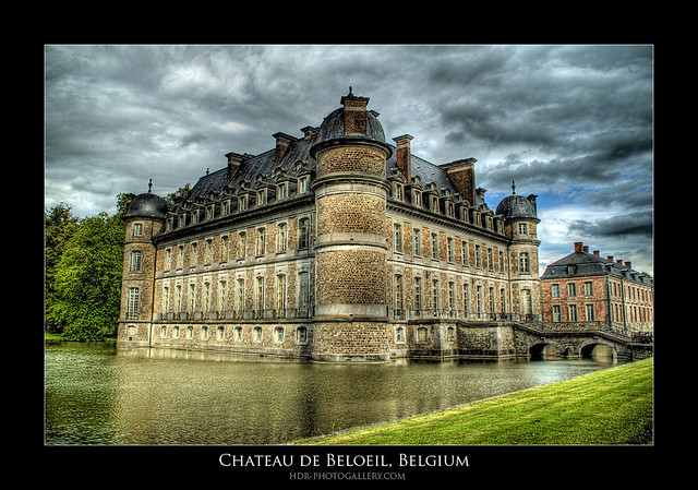 The Castle of Beloeil
