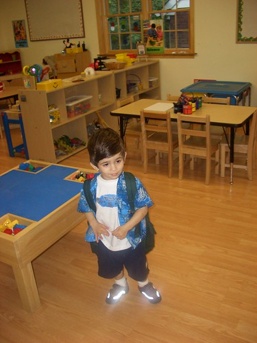 Jordan's first day of school (6)