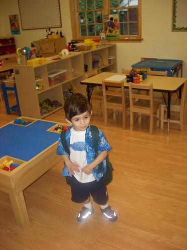 Jordan's first day of school (6)