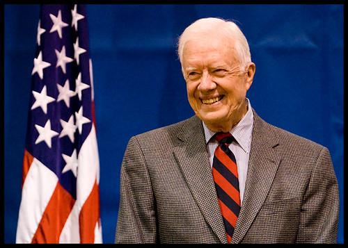 President Jimmy Carter by Nrbelex