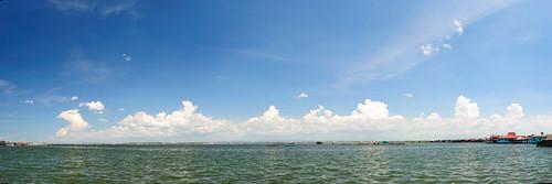 panorama clouds bluesky kawit cumulusclouds bacoor cavitecity mtmakiling bacoorbay