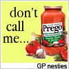 Don't call me prego