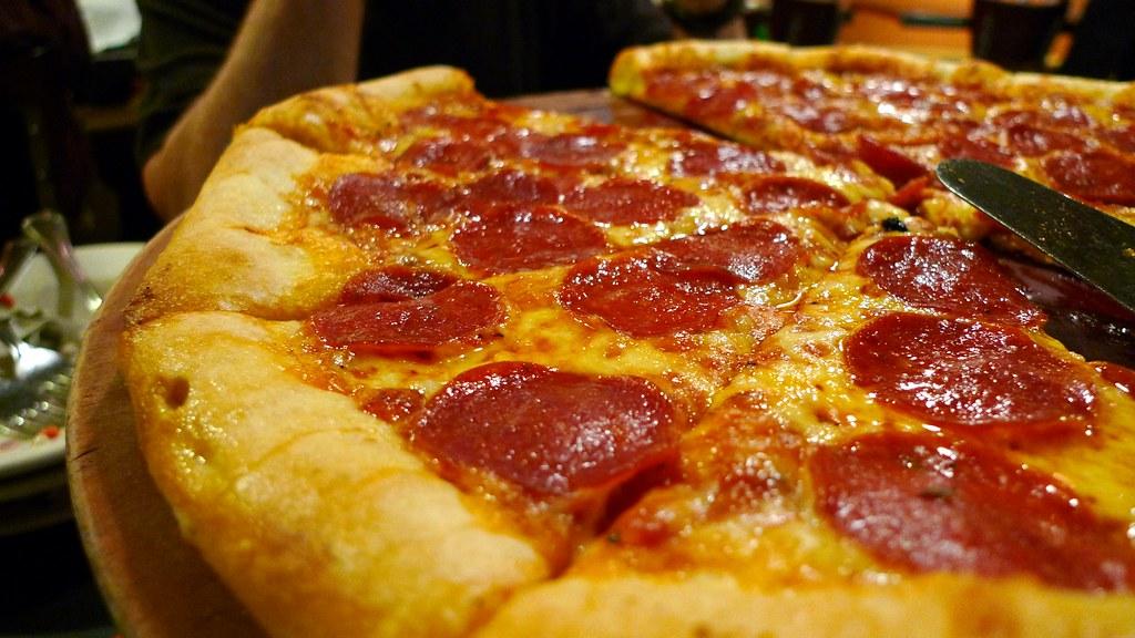 Pagliacci Pepperoni Pizza