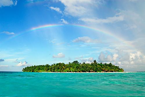 rainbow island...