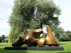 Three Piece Sculpture: Vertebrae