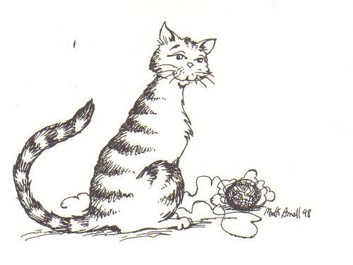 Auroran kissa