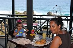 Last Breakfast in Barbados