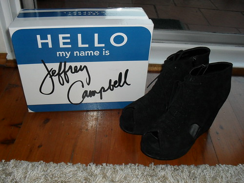 New Jeffrey Campbell Wedges <3 ♥
