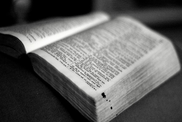 Bible from Flickr via Wylio