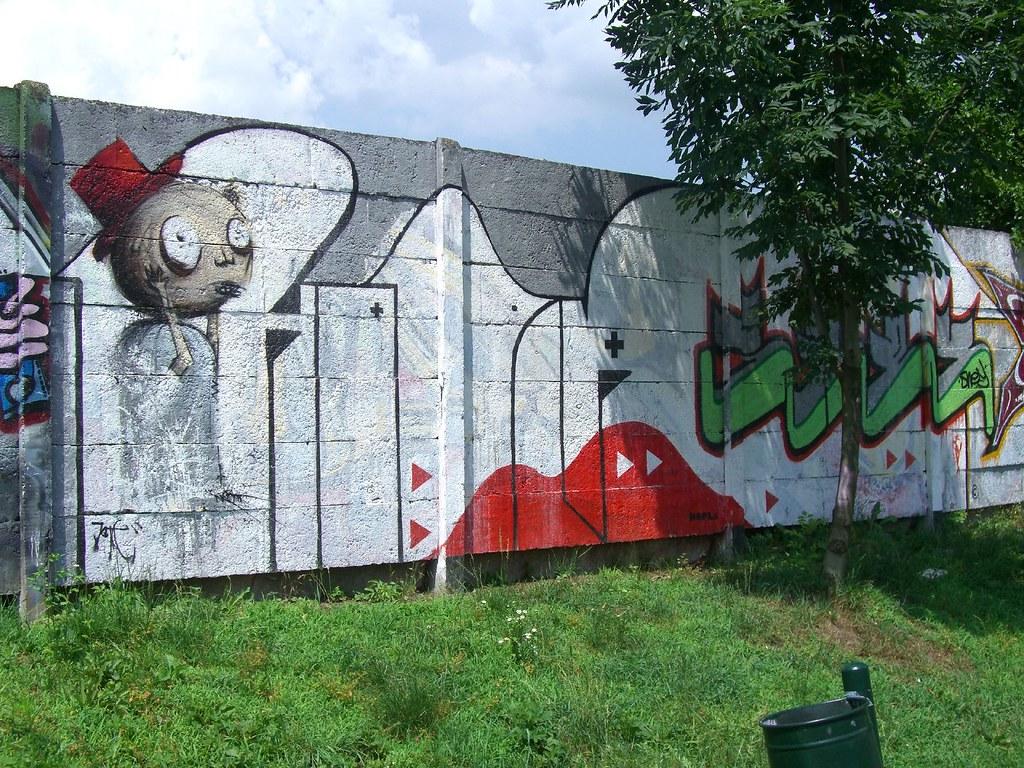 graffiti | hopla | krakow 2007
