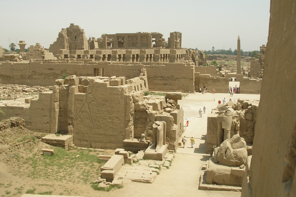 Templo de Karnak, Egipto. Foto:  Vyacheslav Argenberg