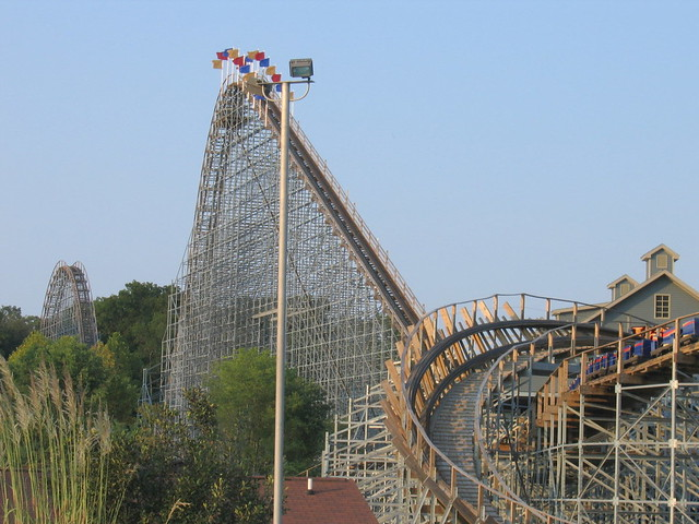 The Voyage Roller Coaster | Flickr - Photo Sharing!