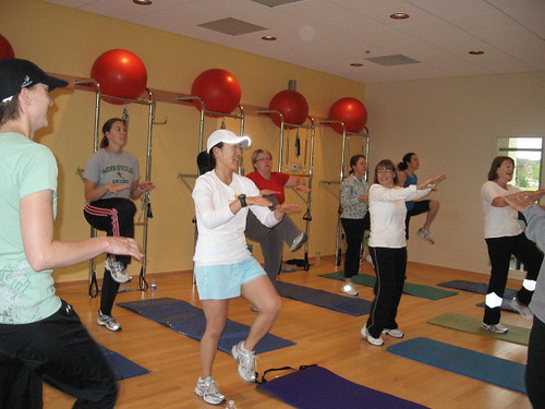 Gold Hill Mesa Living Well Event - Exercises with Resident Jeff Perlow