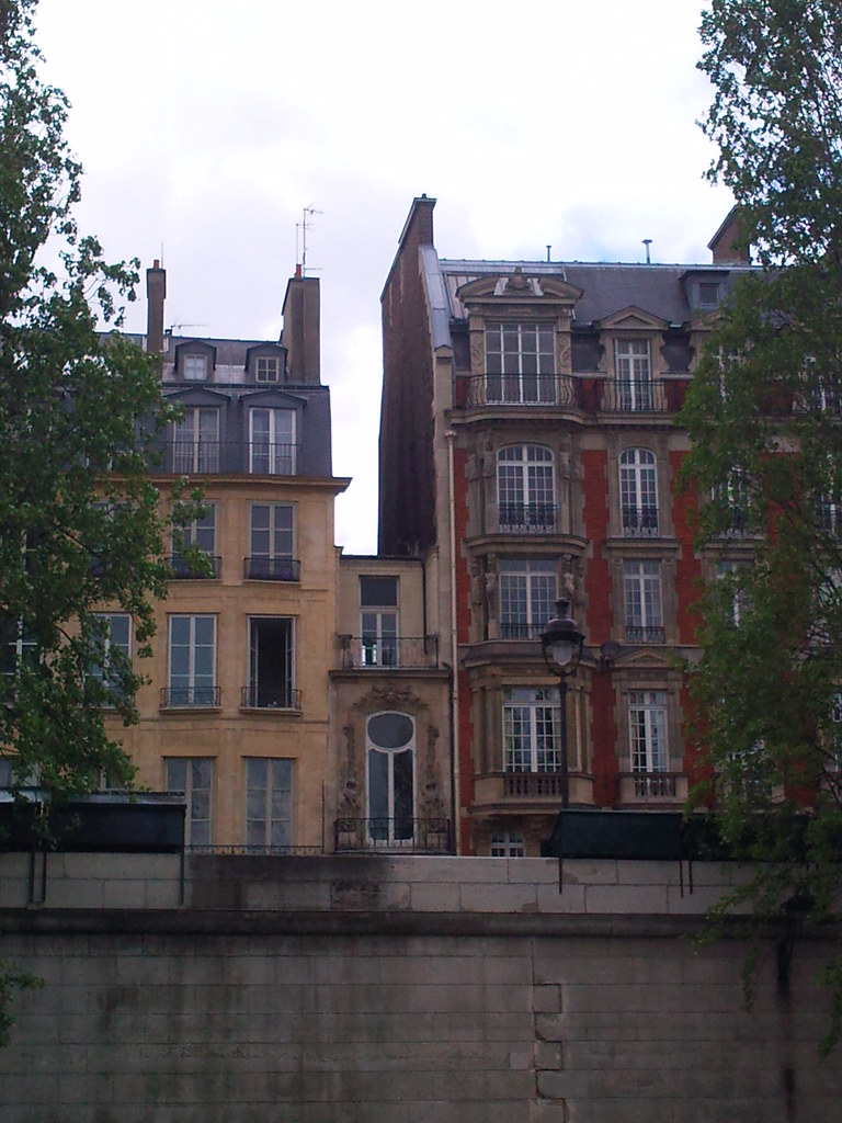 Awesome Smallest House In Paris Papalazarou75 Flickr Download Free Architecture Designs Terstmadebymaigaardcom