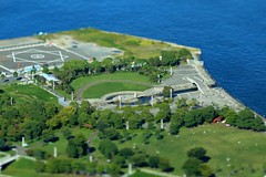 Nakayan's tilt-shift-The Rinko Park in the Pacifico Yokohama-箱庭臨港パーク