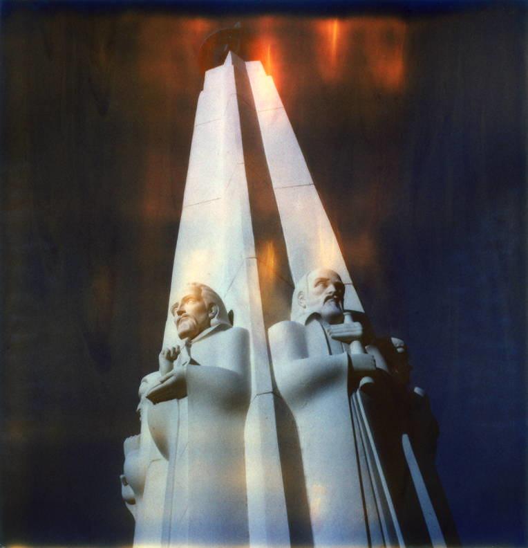 Griffith Observatory Obelisk