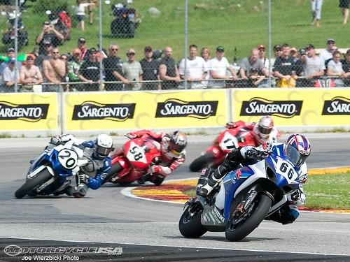 AMA_Superbike motorcycle race infineon