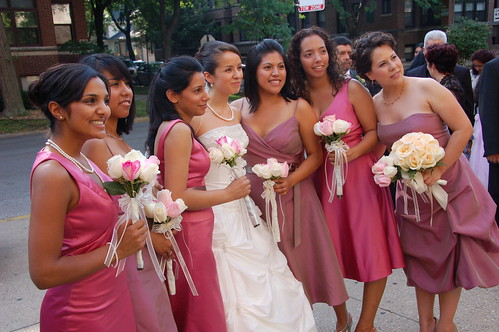 Dresses for your bridesmaids