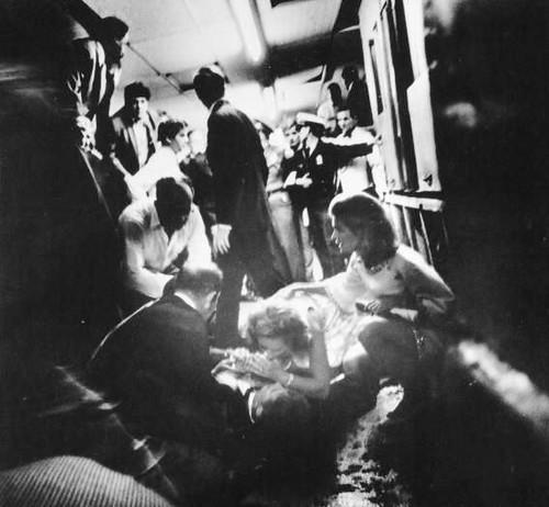 Robert Kennedy is shot dead