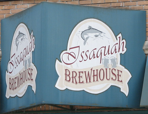 Issaquah Brewhouse Sign