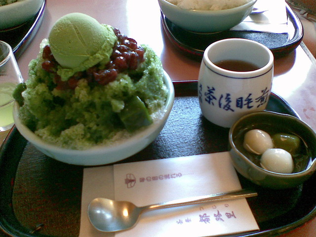 Macha Ice @ Tsujiri (2)