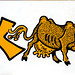 Milk - Midland UDIA - The Udder Cola - Bumper Sticker - 1970's by JasonLiebig