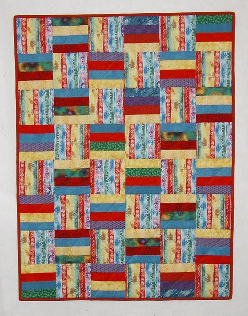 Rail Fence Quilts A Gallery On Flickr