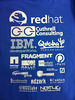 Big thanks to @jason_austin, Red Hat & sponsors #barcamprdu by waynesutton12