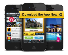 Hello, world. It's the Airbnb iPhone app!