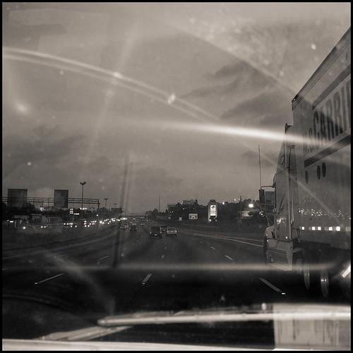 Atlanta Interstate, June, 2006 by Juli Kearns (Idyllopus)