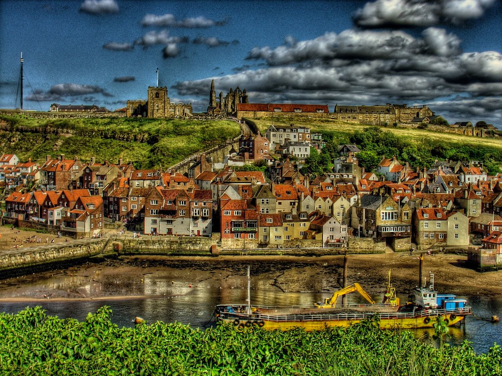 2007-08-07 Whitby HDR by sayzey