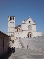 Basílica de San Francisco de Asís (Basilica di San Franchesco d'Assisi)