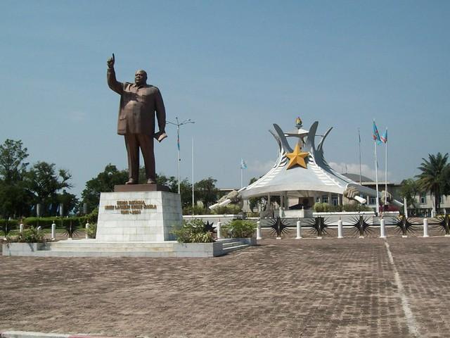 Mausolée de Laurent Désiré Kabila