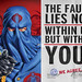 "Chevron & Cobra Commander ""We Agree"" Ad by jonathan mcintosh"